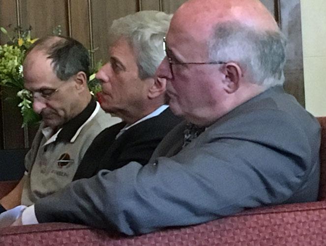 Don, Morris, Goran